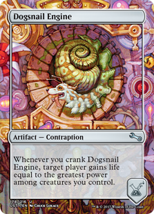 Dogsnail Engine (Foil)