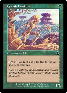 Elvish Lookout (Foil)
