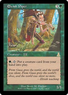 Elvish Piper (Foil)