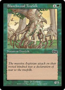 Blanchwood Treefolk