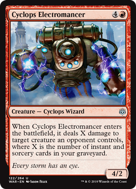 Cyclops Electromancer