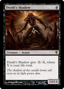 Death's Shadow (Foil)