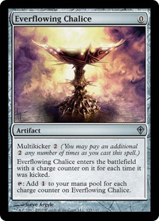 Everflowing Chalice (Foil)