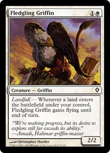 Fledgling Griffin (Foil)