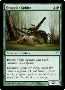 Grappler Spider (Foil)