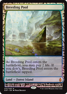 Breeding Pool - Zendikar Expedition