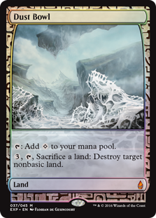 Dust Bowl - Zendikar Expedition