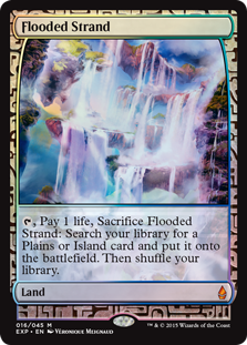 Flooded Strand - Zendikar Expedition