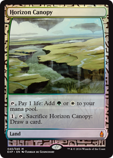 Horizon Canopy - Zendikar Expedition