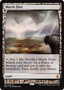 Marsh Flats - Zendikar Expedition