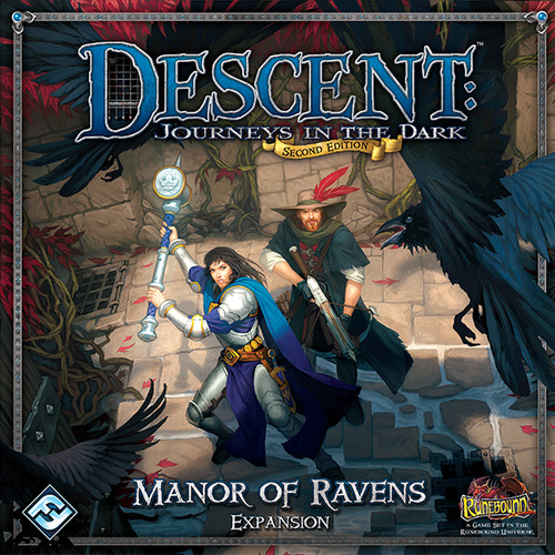 Manor of Ravens Descent