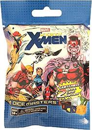 Marvel Dicemasters Uncanny X-men Booster Pack