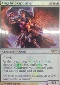 Angelic Skirmisher - Media Promo