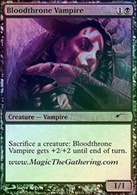 Bloodthrone Vampire - Media Promo