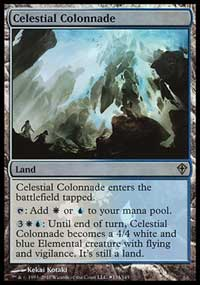Celestial Colonnade - Worldwake Buy-a-Box Promo