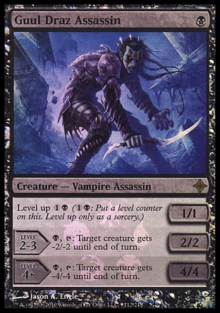 Guul Draz Assassin - Rise of the Eldrazi Buy-a-Box Promo