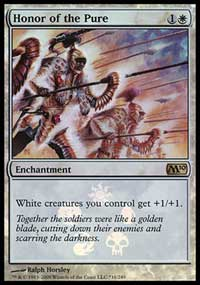 Honor of the Pure - Magic 2010 Buy-a-Box Promo