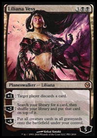 Liliana Vess - Media Promo
