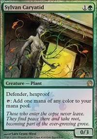 Sylvan Caryatid - Theros Buy-a-Box Promo