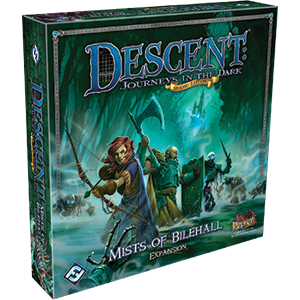 Descent: Journeys into the Dark - Mists of Bilehall Expansion