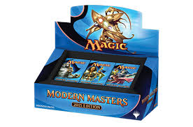 Magic the Gathering: Modern Masters 2015 Booster Display