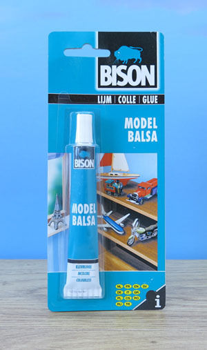 Bison Balsa Glue