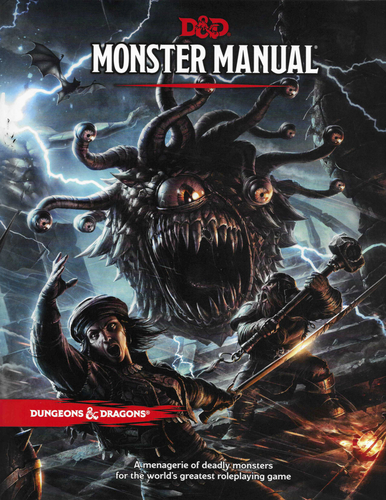 D&D Monster Manual (5th Ed.)