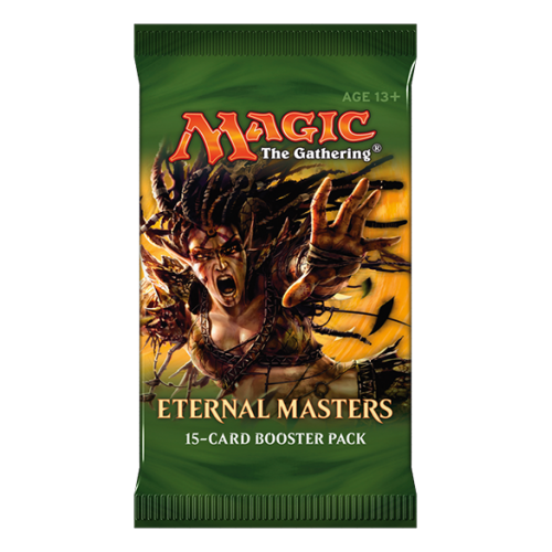 Magic the Gathering: Eternal Masters Booster Pack