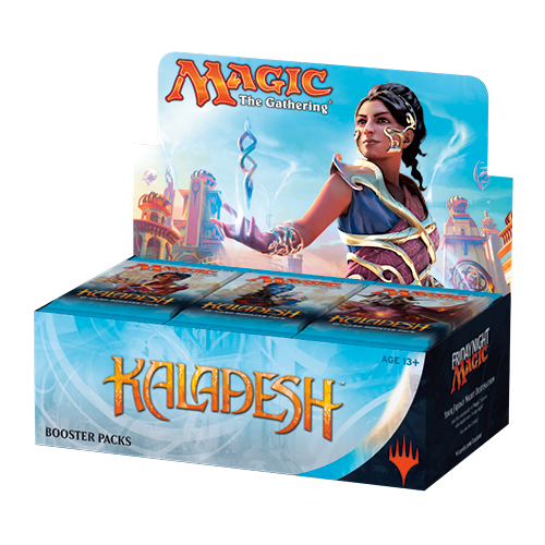Magic the Gathering: Kaladesh Booster Display