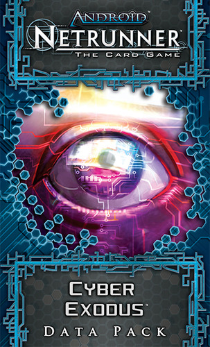 Android: Netrunner - Cyber Exodus (Data Pack)