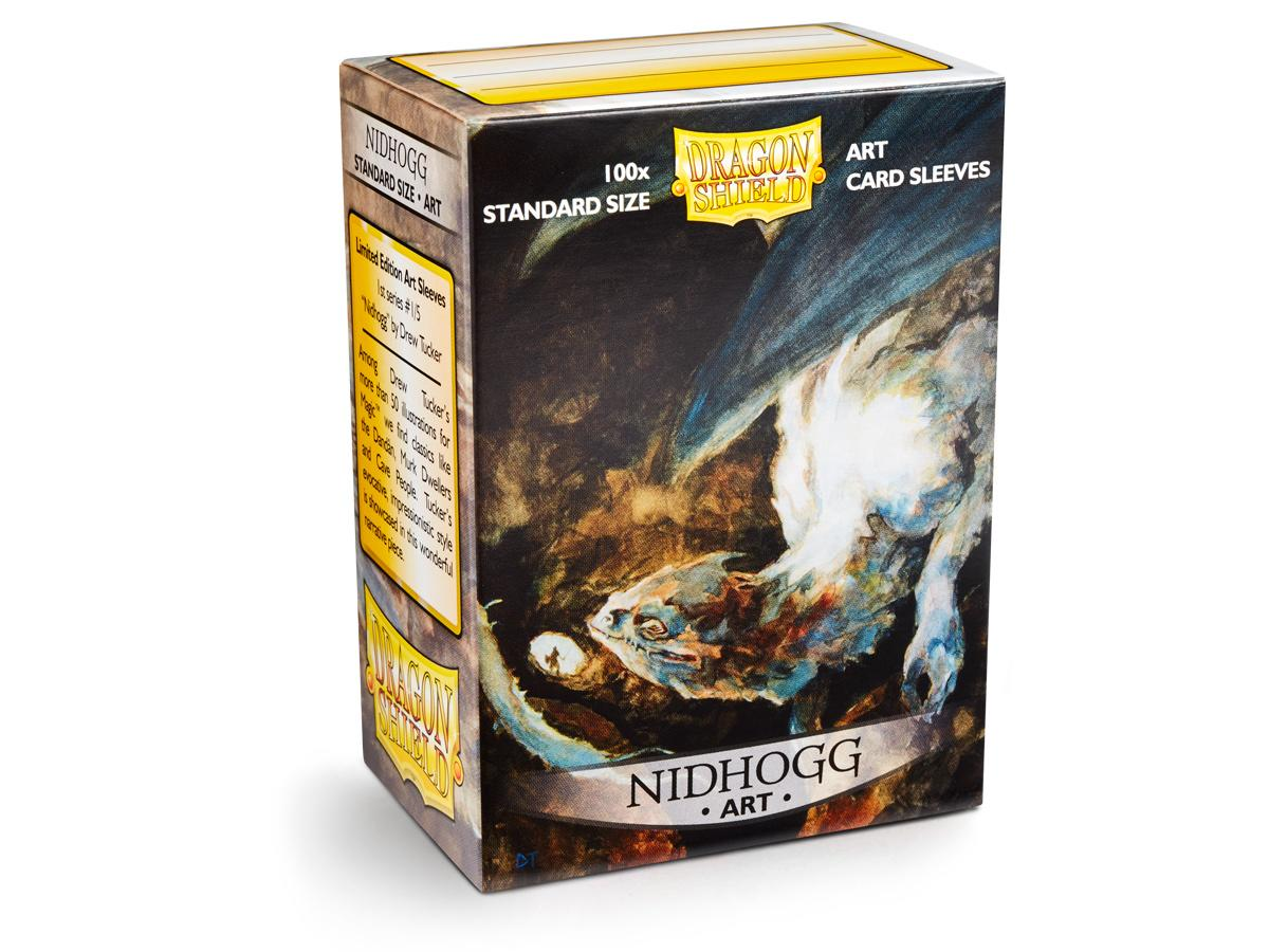 Dragon Shield Nidhogg Art Sleeves Standard x 100