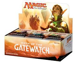 Magic the Gathering: Oath of the Gatewatch Booster Display