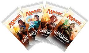 Magic the Gathering: Oath of the Gatewatch Booster pack