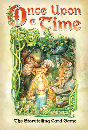 Once Upon a Time The Storytelling Card Game
