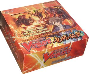 Cardfight Vanguard BP02 Onslaught of Dragon Souls Booster Box