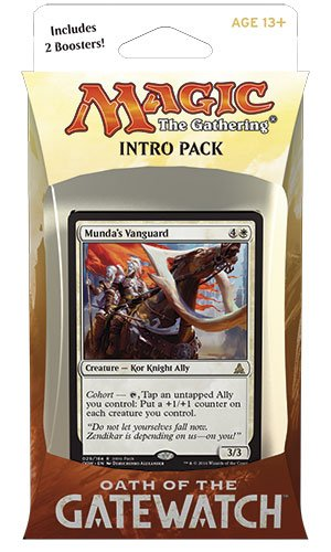 MTG: Oath of the Gatewatch Intro Pack - Surprise Attack