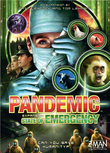 Pandemic State Emergency
