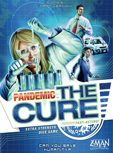 Pandemic The Cure Expansion