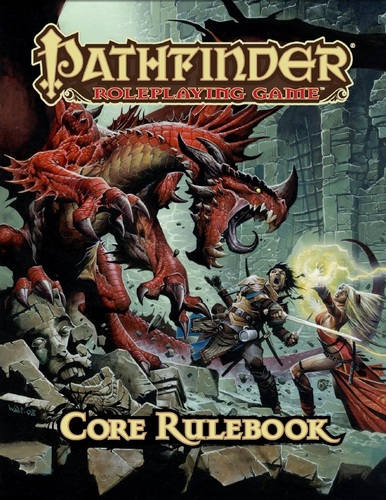 Pathfinder: (First Edition) Core Rulebook