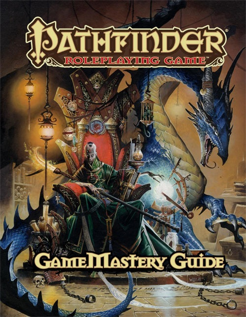 Pathfinder:Game Mastery Guide