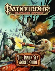 Pathfinder: Campaign Setting - Inner Sea World Guide