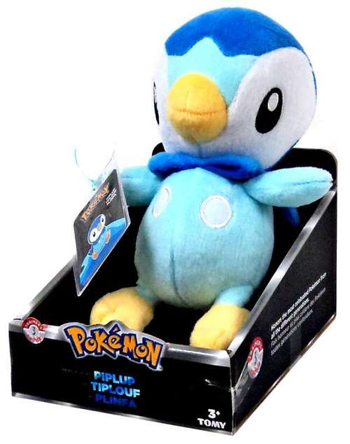 Piplup Trainers Choice Plush