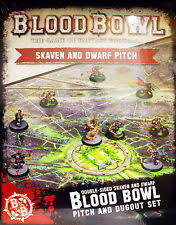 Skaven and Dwarf Pitch