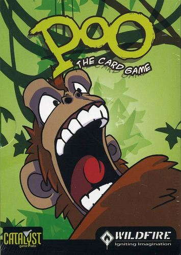 Poo The Card Game 3rd Ed.
