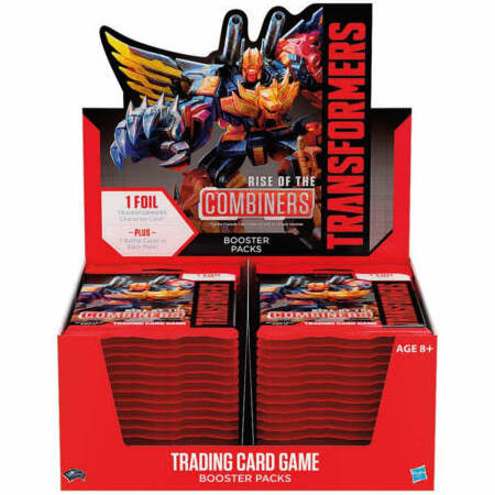Rise of the Combiners Booster box