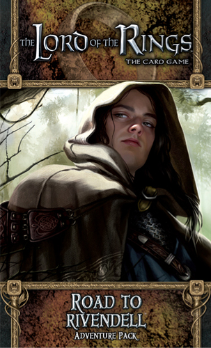 Lord of the Rings (LCG): Road to Rivendell Pack