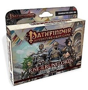Pathfinder: Rise of the Runelords Character Add on Deck