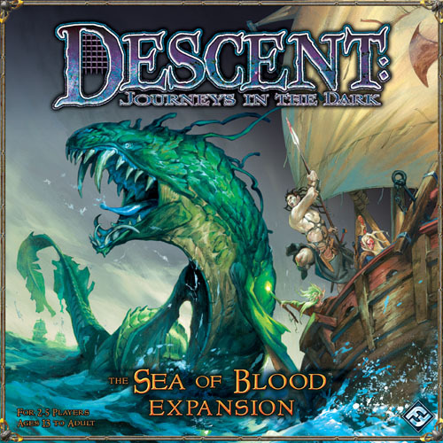 Descent The Sea of Blood Expansion