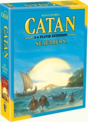 Catan Seafarers 5 - 6 Player Expansion