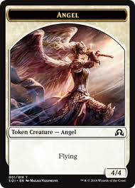 Angel Token - Shadows Over Innistrad